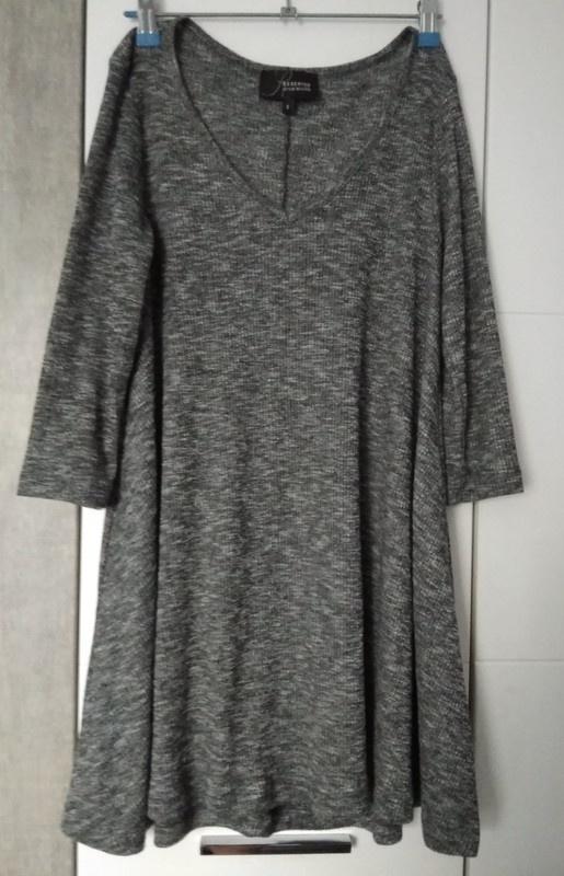 Sukienka reserved luźny krój XS...