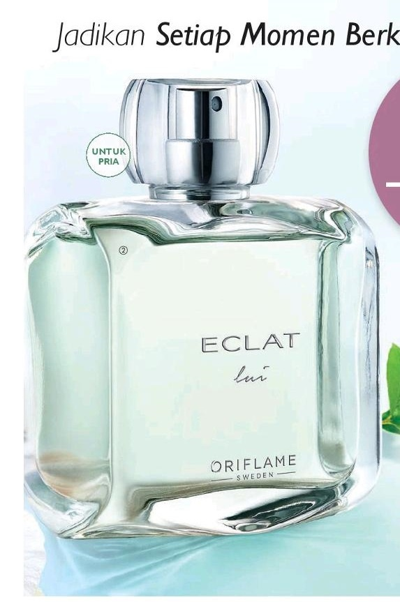 Perfumy Nowa woda toaletowa Eclat Lui Orflame 75 ml