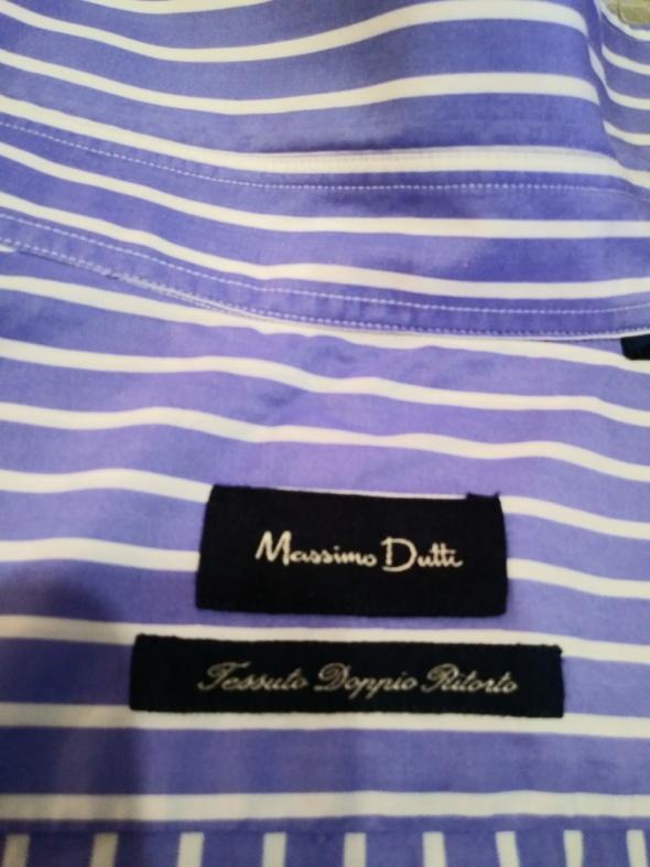 Koszula męska Massimo Dutti...
