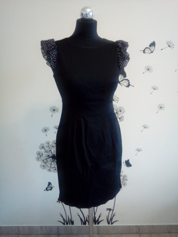 Mała czarna sukienka Orsay w rozmiarze S...