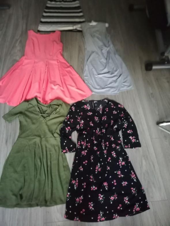 5 sukienek okazja reserved HM...