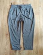 eleganckie szerokie spodnie...