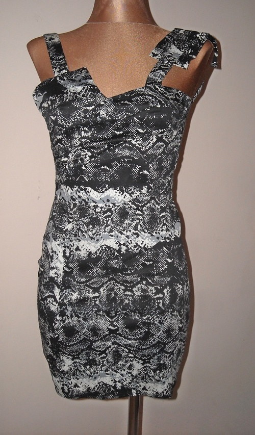 Suknie i sukienki nowa sukienka lipsy etno 6 xs