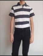 Koszulka Polo w paski Angelo Litrico...