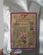 Indygo czarno niebieska henna cena razem z przesyłką...