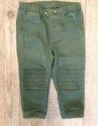 Spodnie zielone NOWE H&M rozmiar 92...