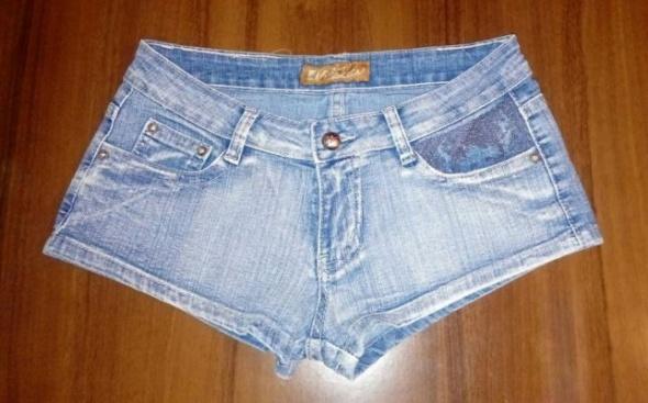 Spodenki Krótkie spodenki jeans xs s
