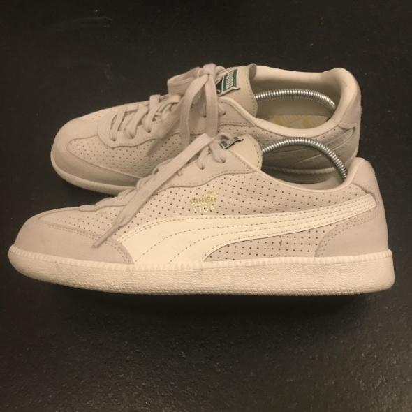 Sportowe PUMA białe buty sportowe roz 405