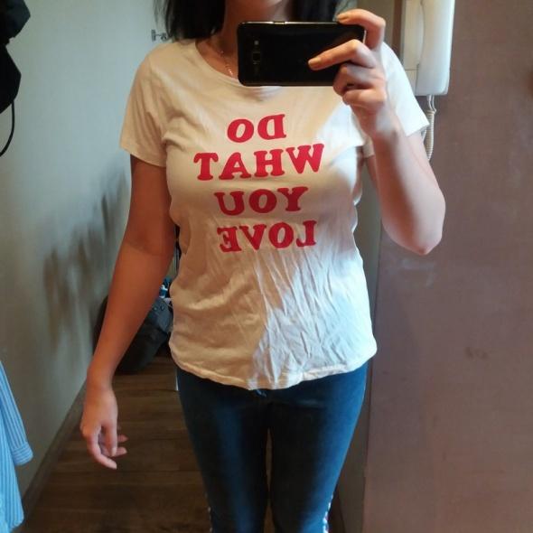 T-shirt koszulka only L