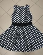 Sukienka grochy New Look 44 XXL...