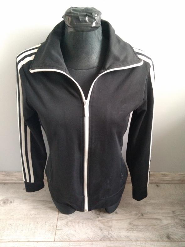 Oryginalna czarna bluza Adidas rozmiar M 38...