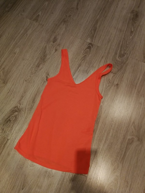 Top Neonowy top XS s