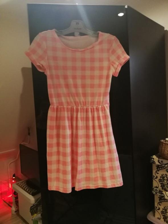 Kratka letnia sukienka...