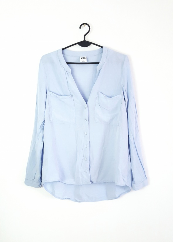 Koszula Vero Moda błękitna rozmiar S 36 8 guziki