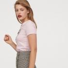 Spódnica H&M krata