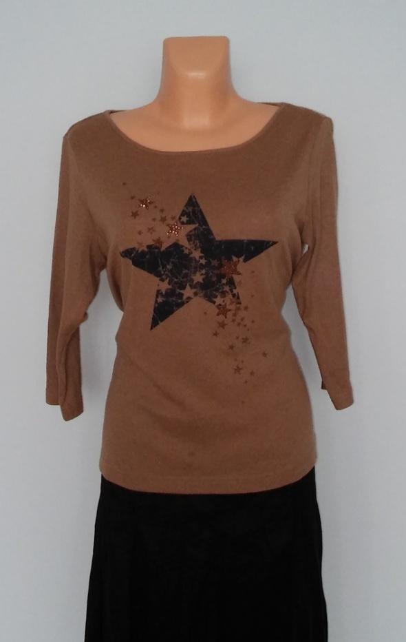 Bluzka sweter XXl bawełna...