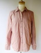 Koszula Gina Tricot Brudny Róż L 40 Różowa Bawełna Organiczna...