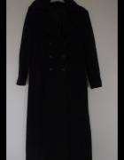 Klasyczny płaszcz wełna L XL...