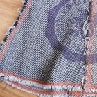 Spódnica wełna tweed D Lite L 40