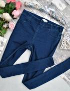 H&M Spodnie Jeansy Dżinsy Rurki Jegginsy Tregginsy Slim Skinny ...