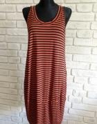 Włoska nowa sukienka 36 38 40...