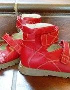 Sandały ortopedyczne Memo 36