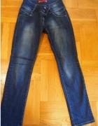 Jinsowe długie spodnie