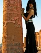 strój Kleopatry...