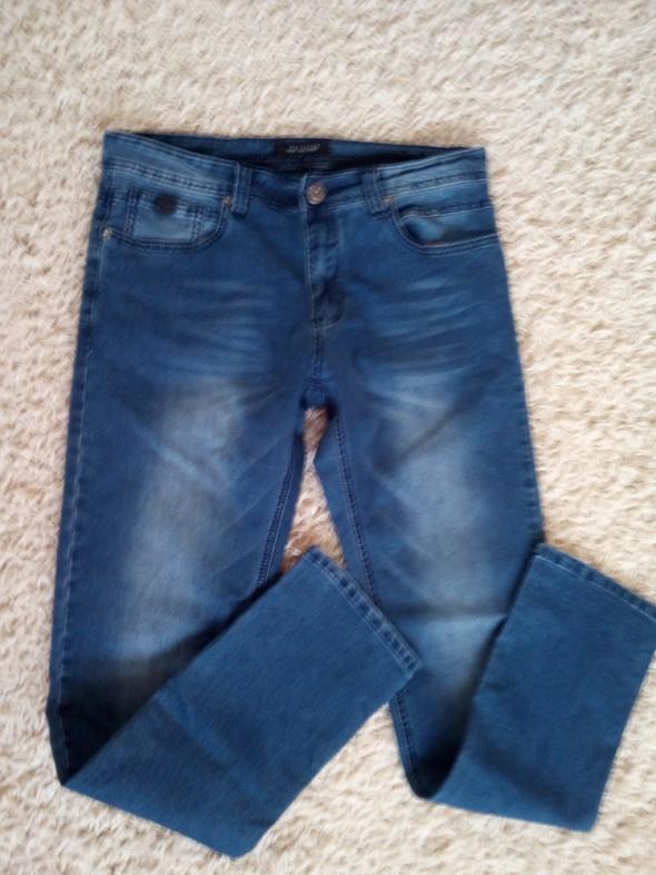 Spodnie Meskie spodnie dżinsowe L