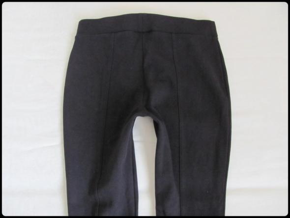 CA czarne spodnie damskie tregginsy rozmiar 38 M w Spodnie