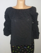 Nowa elegancka koszula mgiełka damska Amisu S...