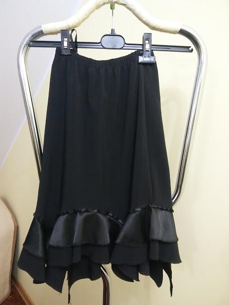 Sukienki i spódniczki Spódniczka z falbankami