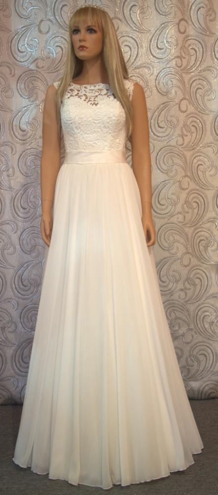 Suknia ślubna z całym wyposażeniem i dodatkami kol