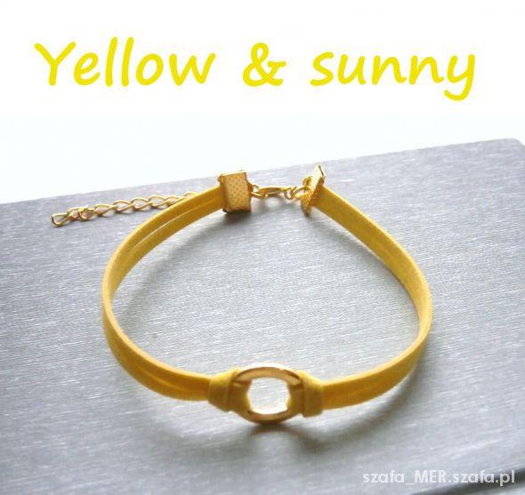 Blogerska yellow & sunny