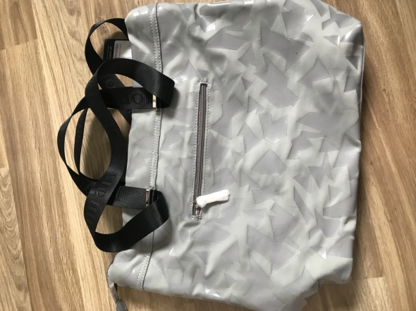 Nowa torebka monnari srebrna