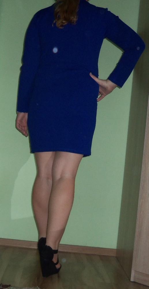 Rewelacyjna tunika sukienka Made In Italy L