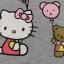H&M Hello Kitty bluzka dziewczeca 7 lat