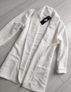 Marynarka biała sportowa mega elegancka...