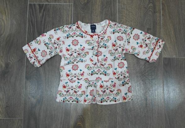 Bluzki Słodka bluzeczka dla dziewczynki 12 18m