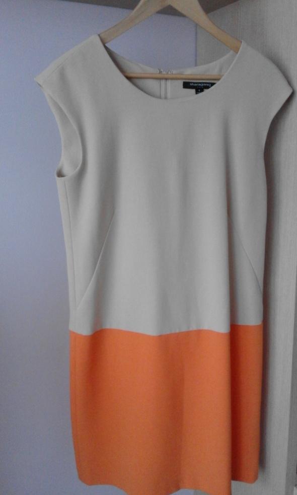Suknie i sukienki zgrabna sukienka