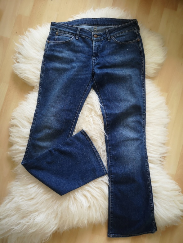 Wrangler Spodnie damskie jeansy W31 L32