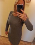 Sukienka sweterek jesień 40 42...