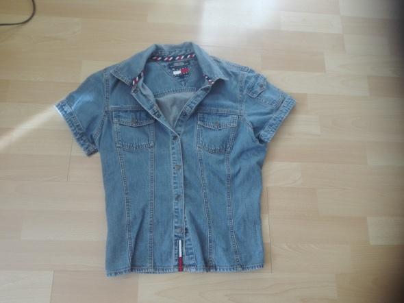 NOWA Koszula jeansowa damska Tommy Hilfiger S