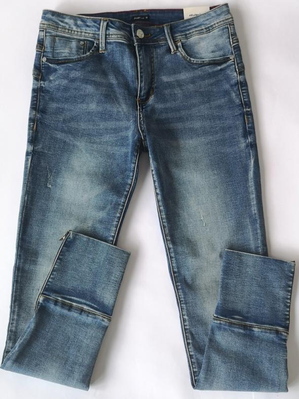 NOWE spodnie jeansy Diverse jogger fit 36