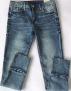 NOWE spodnie jeansy Diverse jogger fit 36...
