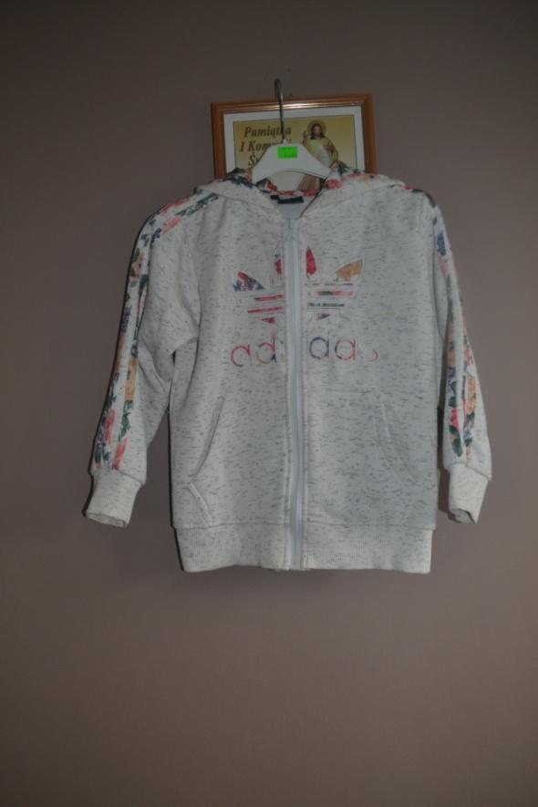 Bluzy Adidas Bluza na zamek 140cm 134cm 9 10 lat