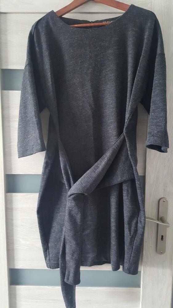 Ciepła sukienka...