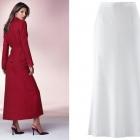 Spódnica biała Nowa