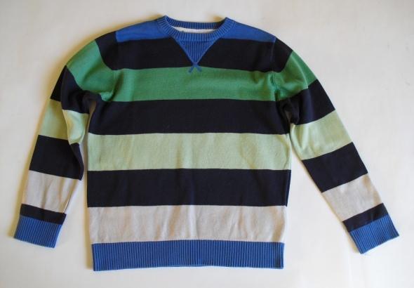 Bluzy INDIGO COLLECTION Sweterek dla dziecka rozm 128