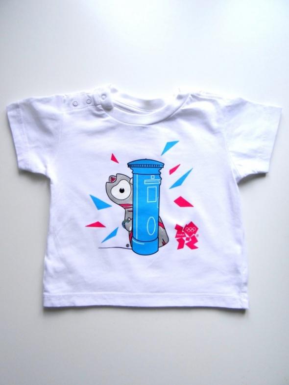 Koszulki, podkoszulki Bluzka na krótki rękaw od 0 do 3 miesięcy